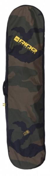 Ride Unforgiven Board Bag Sleeve 157 Camo