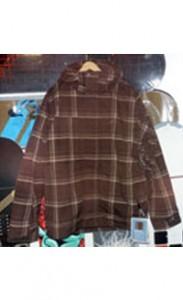 Core - Choc Pld-9256-Choc Plaid-9256 Indy Flc Line (Ripzone Canada)