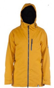 Ride Newport Jacket Golden Twill