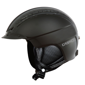 Casco Powder Black Matt 2702