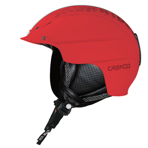 Casco Powder Red Shiny 2750