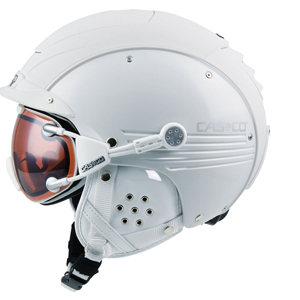 Casco SP5-2 FX White Side