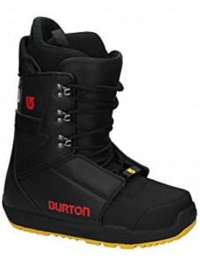burton progression black snowboard cipo