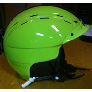Casco Powder2 lime