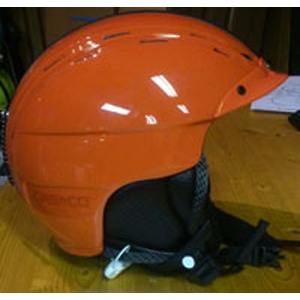 Casco Powder2 red