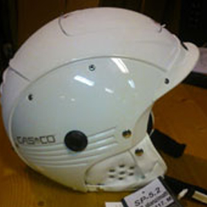 Casco SP5 2 white