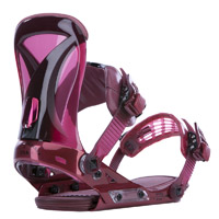 Ride Dva Burgandy 14/15