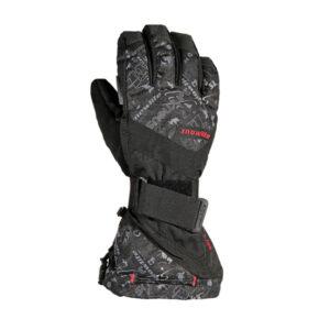 Banks DT Glove Graphite/black/white