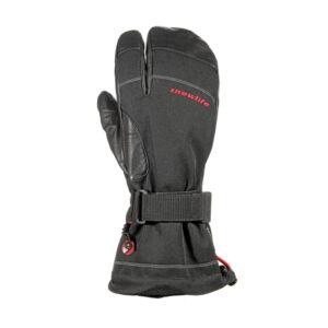 Montanier Gtx 3fingers black/red