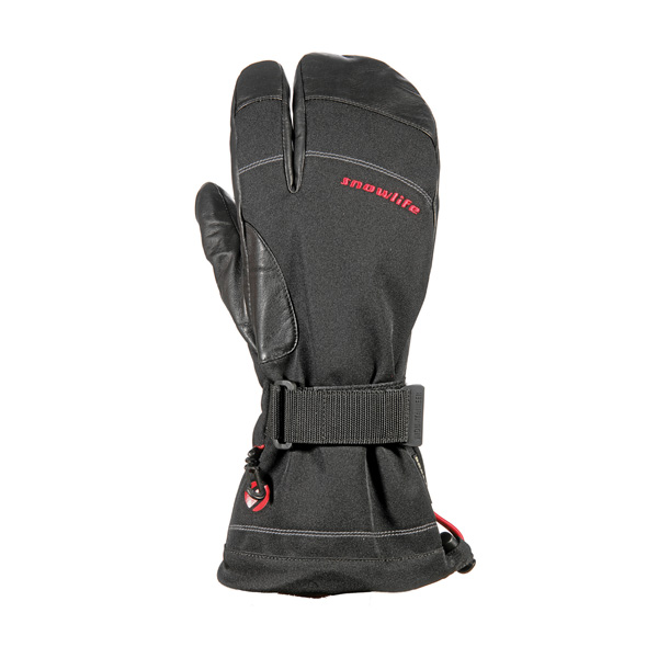 Montanier Gtx 3fingers black/red