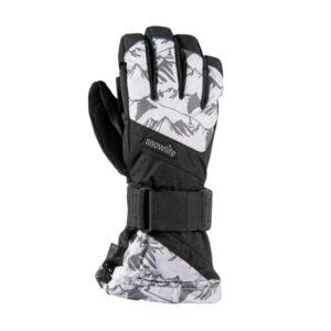 Banks DT Glove black/white