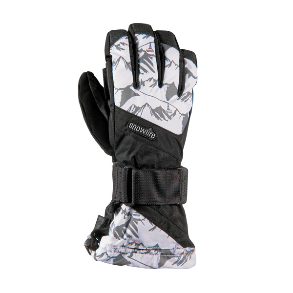 Banks DT Glove black/white
