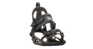 K2 Cinch CTC Black front