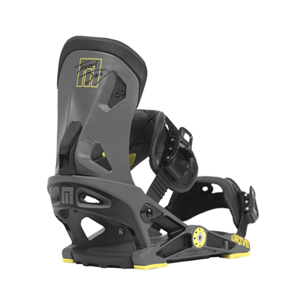 Now Jeremy Jones black bindings