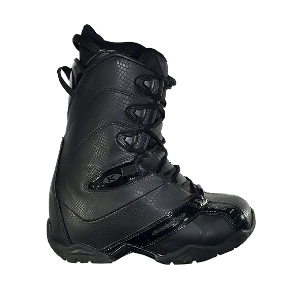 BOOTS Askew Snake black