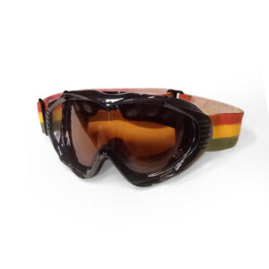 GOGGLE XTREM Polar Black Google 15900ft