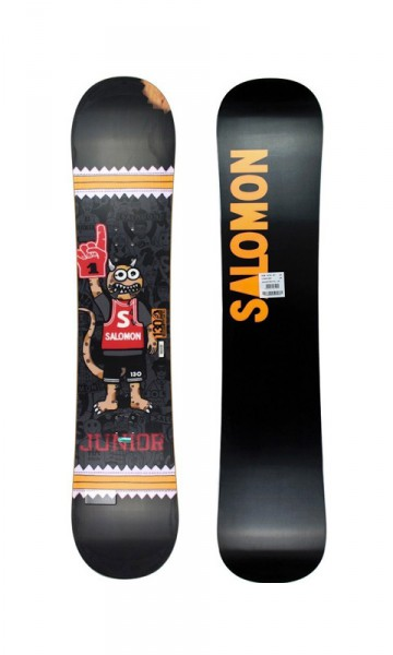 SNOWB Salomon Junior 110 Evil