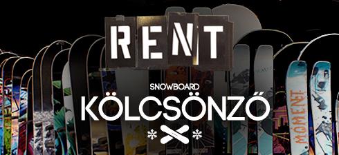 snowboardkölcsönzés