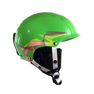 Airwalk Freeride Poison green fejvédő