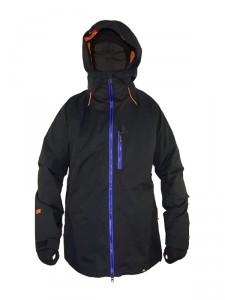 JACKET Ride Admiral black Cocona 2-5 snowboard kabat 1