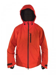 JACKET Ride Admiral orange snowboard kabat 1