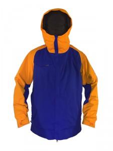 JACKET Ride Gatewood dark-cobalt snowboard dzseki 1