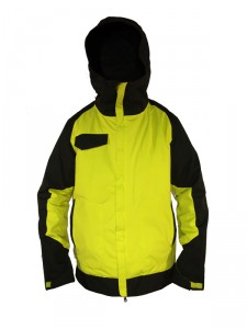 JACKET Ride Gatewood limelight-black snowboard kabat 1