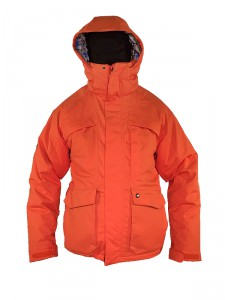 JACKET Ripzone Trilogy 20K orange