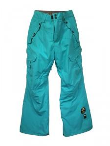 PANT Ride Beltown blue snowboardnadrag 1
