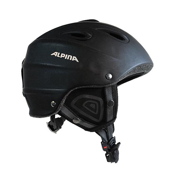 Alpina Oldman Black 9900 sisak fejvédő