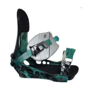 K2 Lien Rainforest green Bindings