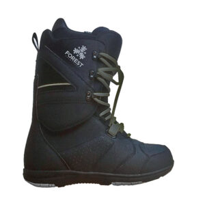 2018 Forest Black Freeride boots