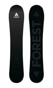 Forest Black Jump Carbon F_B 2018