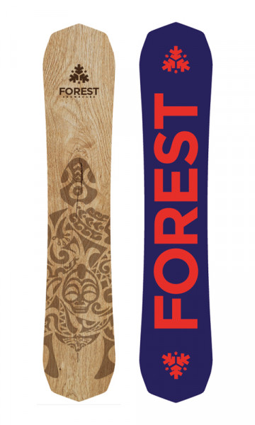 Forest Wood 2018