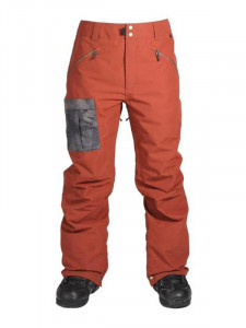 Ride Jesler Rust Pant 2018