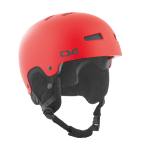 TSG Helmet Gravity Stain Red 2018