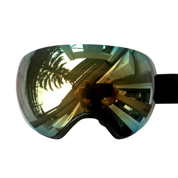 Forest Spy Kitt'nShield Green goggle
