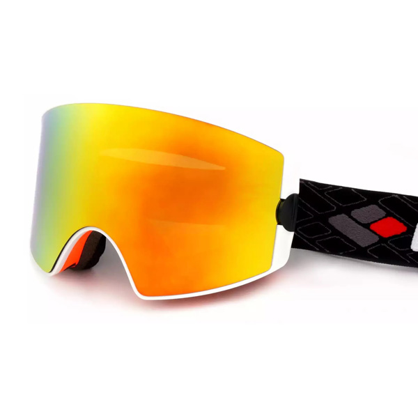 Futureye Gold snowboard goggle 1