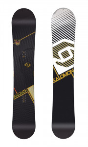Salomon tracker 158 teszt snowboard