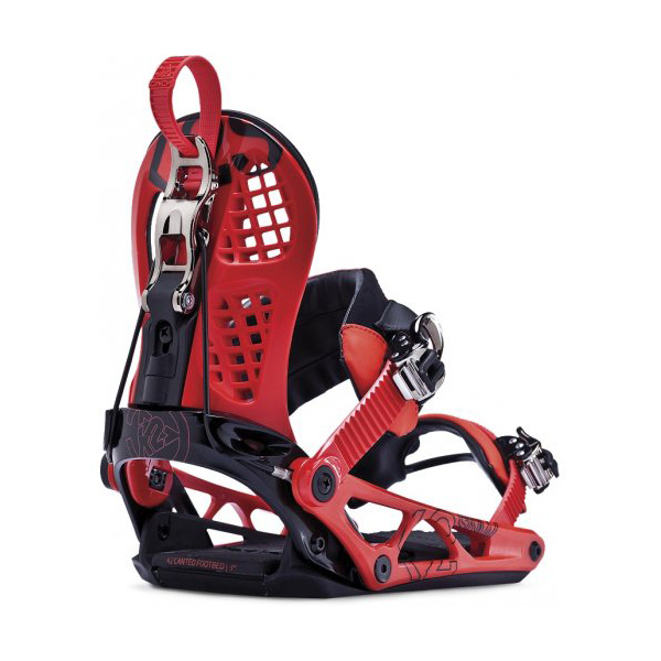 K2 CTS red-black bindings