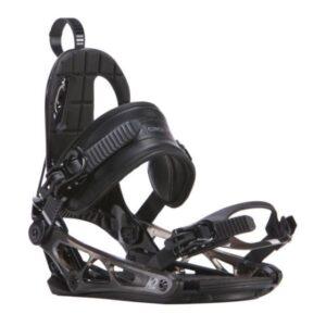 k2 chinch TC black snowboard kotes