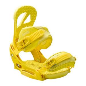 Burton EST yellow binding