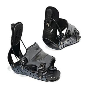 Flow metal black 2H Bindings