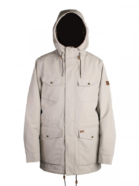 RIDE Union Parka Stone Wash