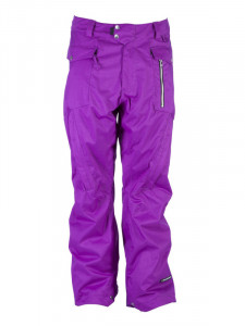 RIDE Westlake pant Dark Plum