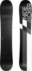 nidecker platinum black wood