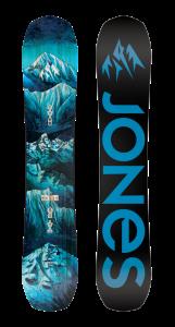 Jones Frontier 2020 snowboard