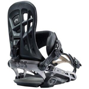 Rome Boss Black snowboardkötés