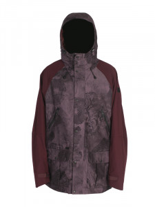 2020 Ride Meridian Jacket wine-sawmill