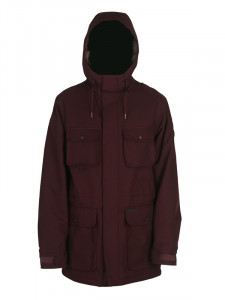 2020 Ride Union Parka Wine